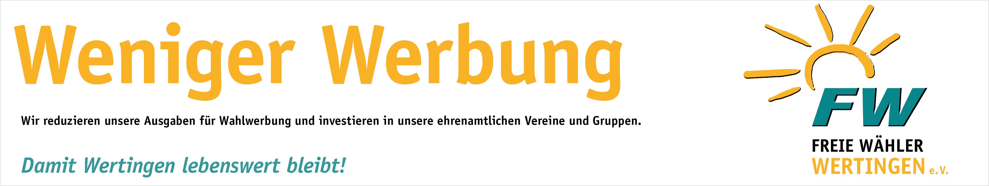 Freie Wähler Wertingen e.V.